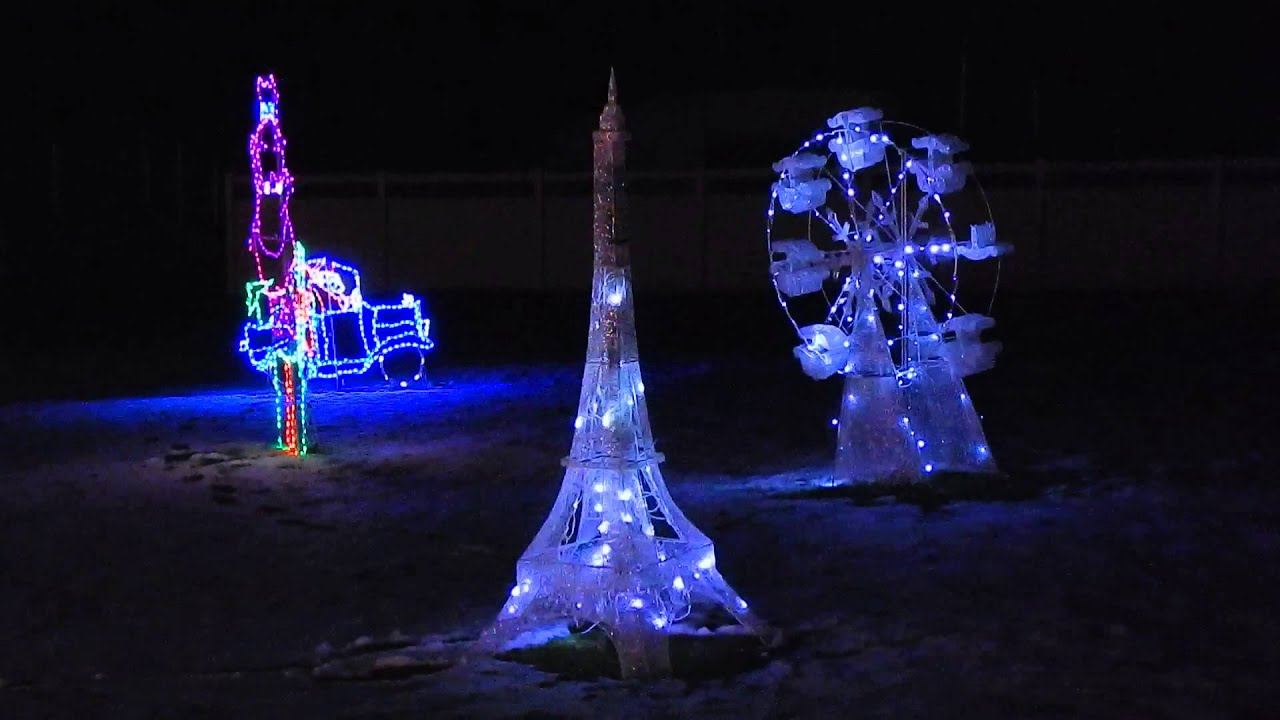 Eiffel Tower Christmas Decoration Home Decorating Ideas