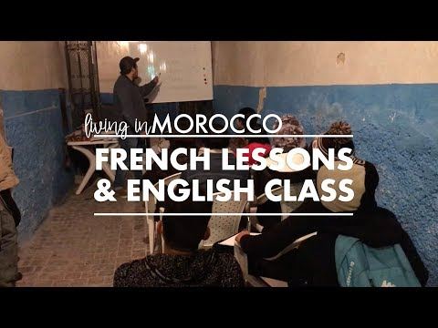 CARTER STARTS PRESCHOOL IN MOROCCO || Where We Roam