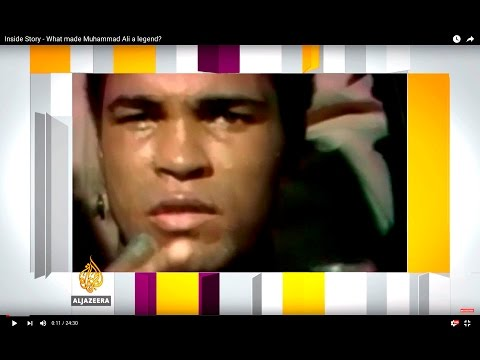 Inside Story - What made Muhammad Ali a legend?