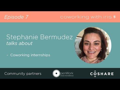 Episode 7 - Coworking Internships