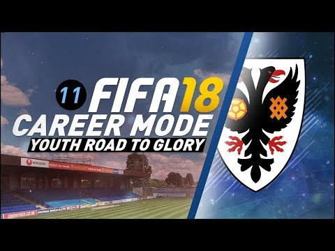 FIFA 18 Youth Career Mode RTG Ep11 - SEASON ROUNDUP & SQUAD REPORT!!