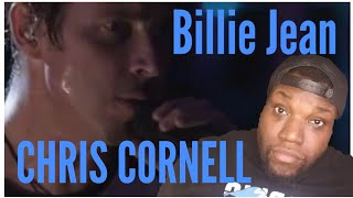 Chris Cornell   Billie Jean Live   Reaction