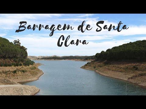 Barragem De Santa Clara - Odemira - Portugal