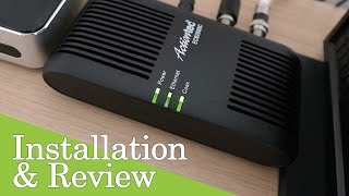 Actiontec MOCA and WiFi Extender Installation and Review