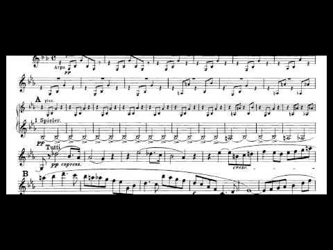 Carmen suite No 1 violin sheet music (Bizet)