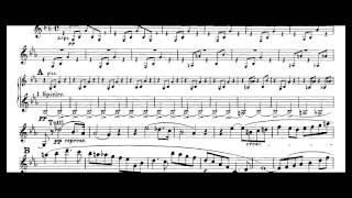 Video Carmen suite No 1 violin sheet music (Bizet) download MP3, 3GP, MP4, WEBM, AVI, FLV September 2018