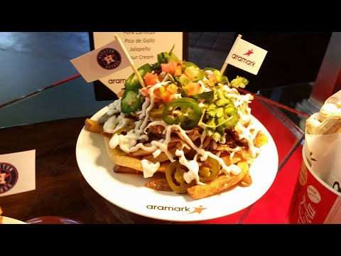 What are Astros' World Series food options at Minute Maid Park?