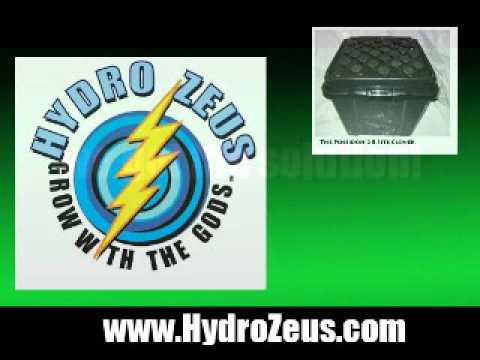 RDWC - Hydroponic Indoor Growing Systems LOS ANGELES California