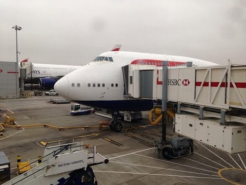 British Airways BA112 New York John F Kennedy to London Heathrow *Full Flight*