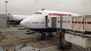 British Airways BA112 New York John F Kennedy to London Heathrow *Full Flight*