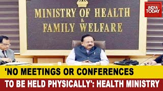 Covid Update: Health Ministry Issues Guidelines To Staff, UP Choppers To Transport Equipment| Top 5