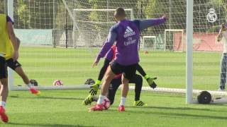 Preparations gather pace ahead of our match against Osasuna