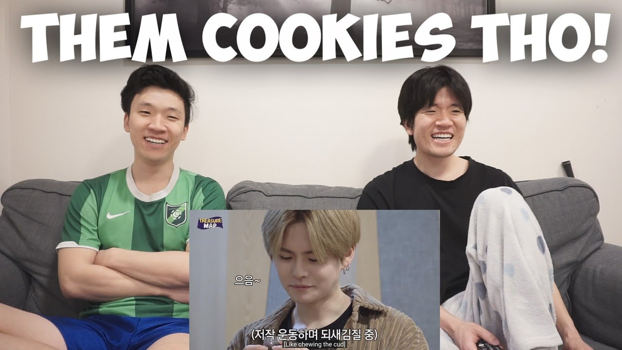 [TREASURE MAP] EP.20 REACTION [THEIR REACTIONS ARE JOKES]