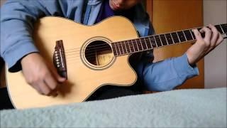 Testando violão Di Giorgio F101