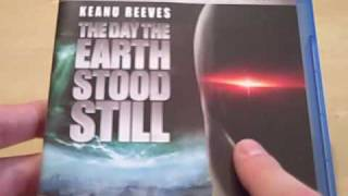 The Day The Earth Stood Still Remake BD REVIEW