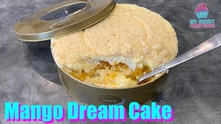 Mango Dream Cake - mysweetambitions