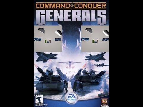 Command and Conquer Generals Bölüm 1 - Kolay