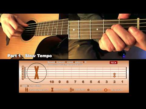 Thinking Out Loud [Guitar Lesson/Gitarren Tutorial] by SoundElement T ...