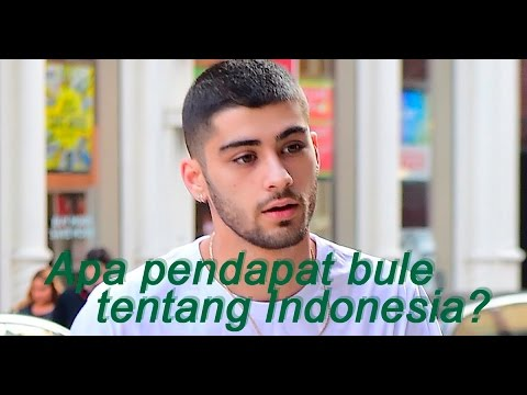 Apa Pendapat Bule Tentang Indonesia What People From All Around The World Think About Indonesia