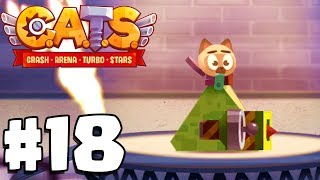 HOW DID THIS GET INSTANT PROMOTION | C.A.T.S | Crash Arena Turbo Stars Gameplay Part 18