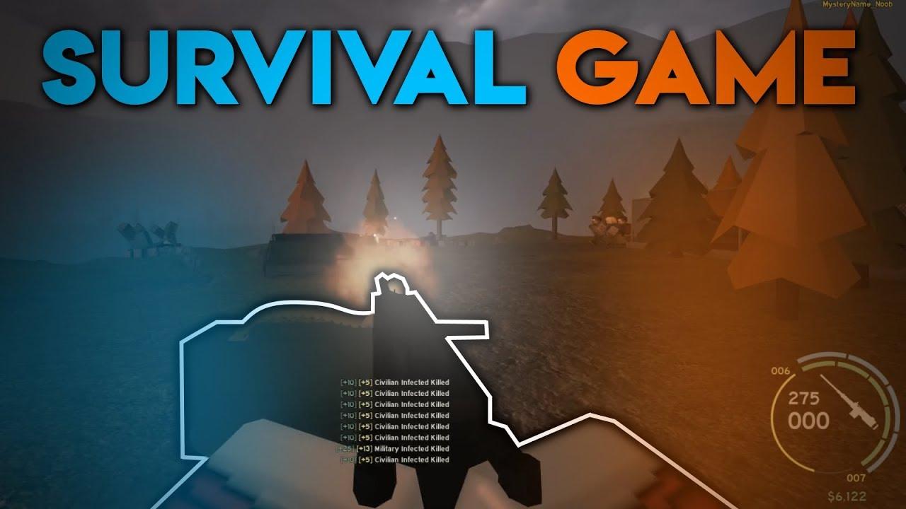 roblox best survival games