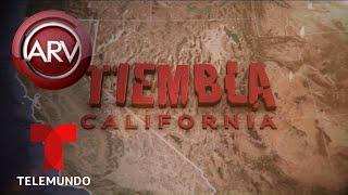 Vidente predice terremoto devastador en California | Al Rojo Vivo | Telemundo