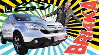 Honda CR-V| III Gen|Test and Review| Bri4ka.com