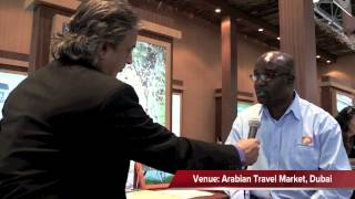 Namibia at the Arabian Travel Market: Interview with Namibia Tourism Board official