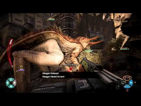 Evolve Beta Multiplayer - A Hunt Full of Victorious Failure