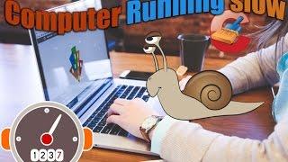 Computer Running Slow Fix
