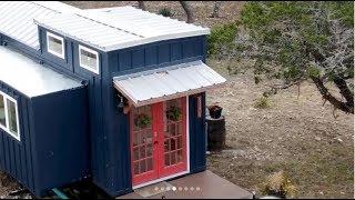 Hgtv's Bohemian Bungalow Tiny House