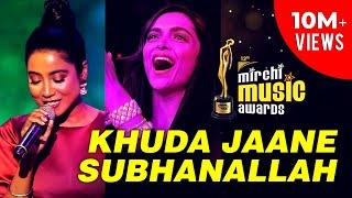 Khuda Jaane X Subhanallah | Shilpa Rao | Mirchi Music Awards 2020