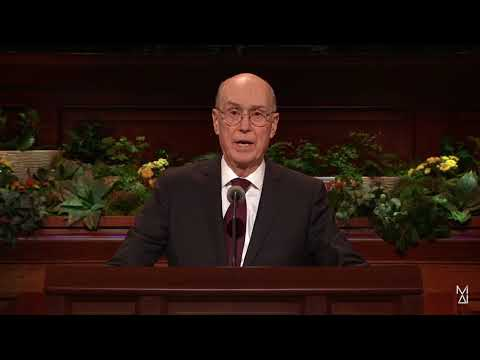 April 2018 Priesthood Session - General Conference in 60 Seconds
