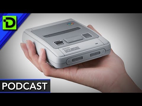 What is the SNES Classic Missing? - Dark Pixel Podcast Ep. 60