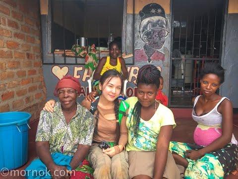 เพื่อนนักสะพายเป้พาแบกเป้ แซมเบีย ใครว่า แอฟริกา แบกเป้ไม่ได้
