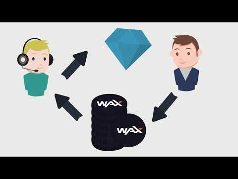 What is WAX? The Worldwide Asset eXchange Token and Platform - Explained.