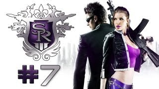 Saints Row The Third Gameplay #7 - Let