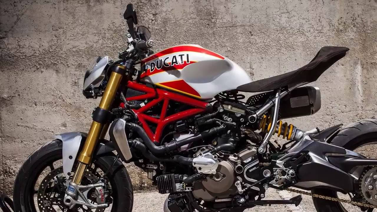 Ducati S Monster Youtube