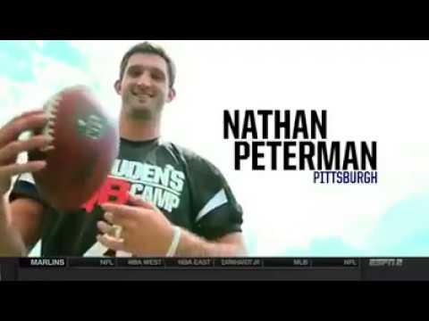 Nate Peterman on Gruden