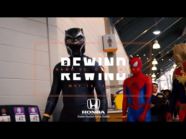 SUPERHERO NIGHT | DYNAMO REWIND
