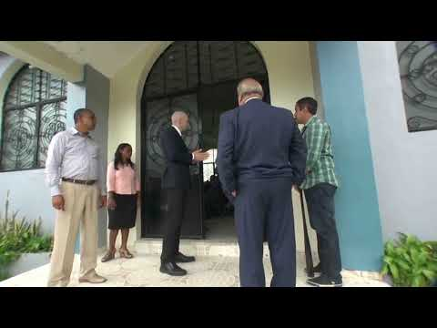 Bo Dietl and Benjamin Irish Campaign in Dominican Republic