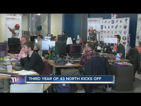 Buffalo's 43 North business competition in back