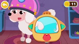 Bayi Panda Bisnis Salon Binatang | Kartun anak | Video anak | Kids Video | Baby Video | Funny Kids