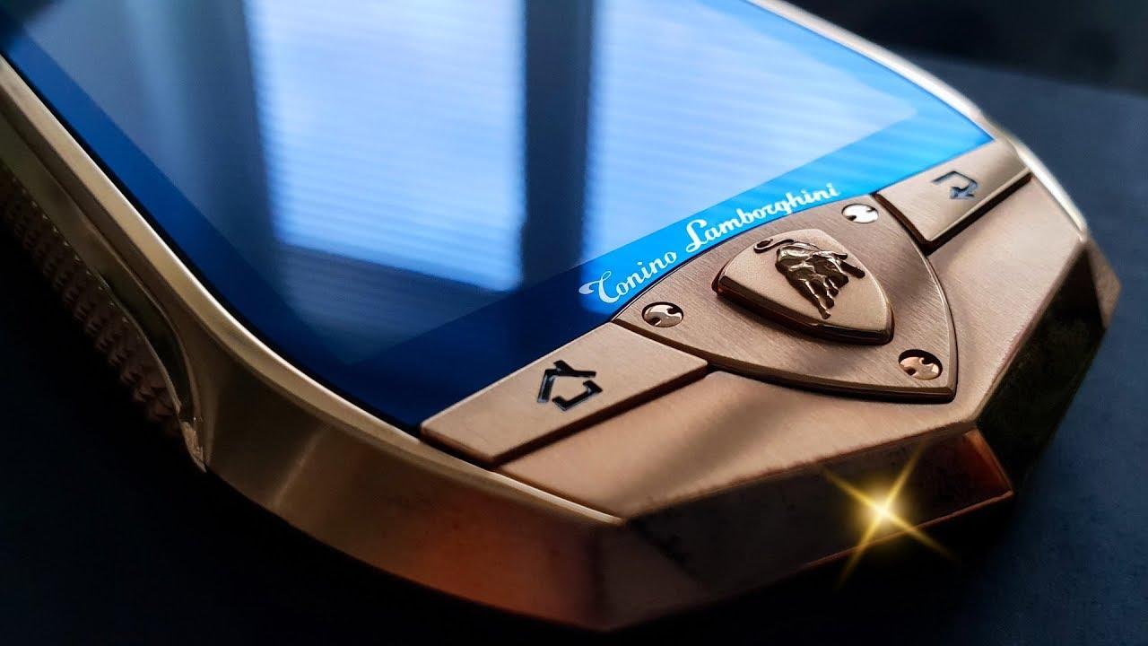 Phone Throwbacks 2 Tonino Lamborghini Tl700 Youtube