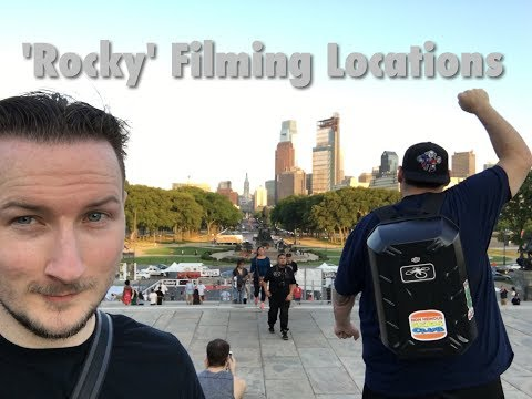 Rocky Filming Locations : On Location