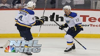NHL Stanley Cup Playoffs 2019: Blues vs. Jets | Game 5 Highlights | NBC Sports