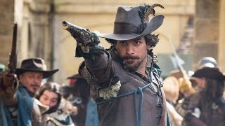 D'Artagnan Goes To Prison - THE MUSKETEERS New Episode SUN JUNE 29 BBC America