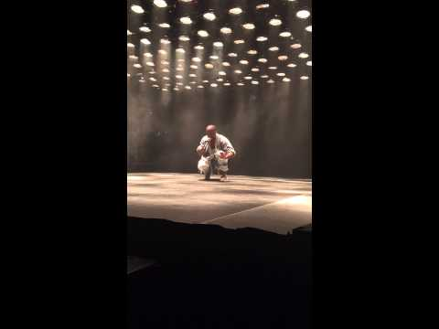 Watch Kanye West Address Racism, Violence in Stirring Freestyle
