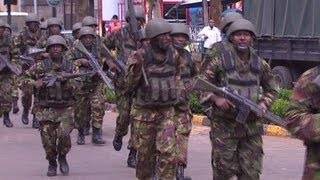 Nairobi mall attack: What went wrong?