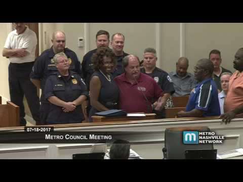 07/18/17 Metro Council Meeting